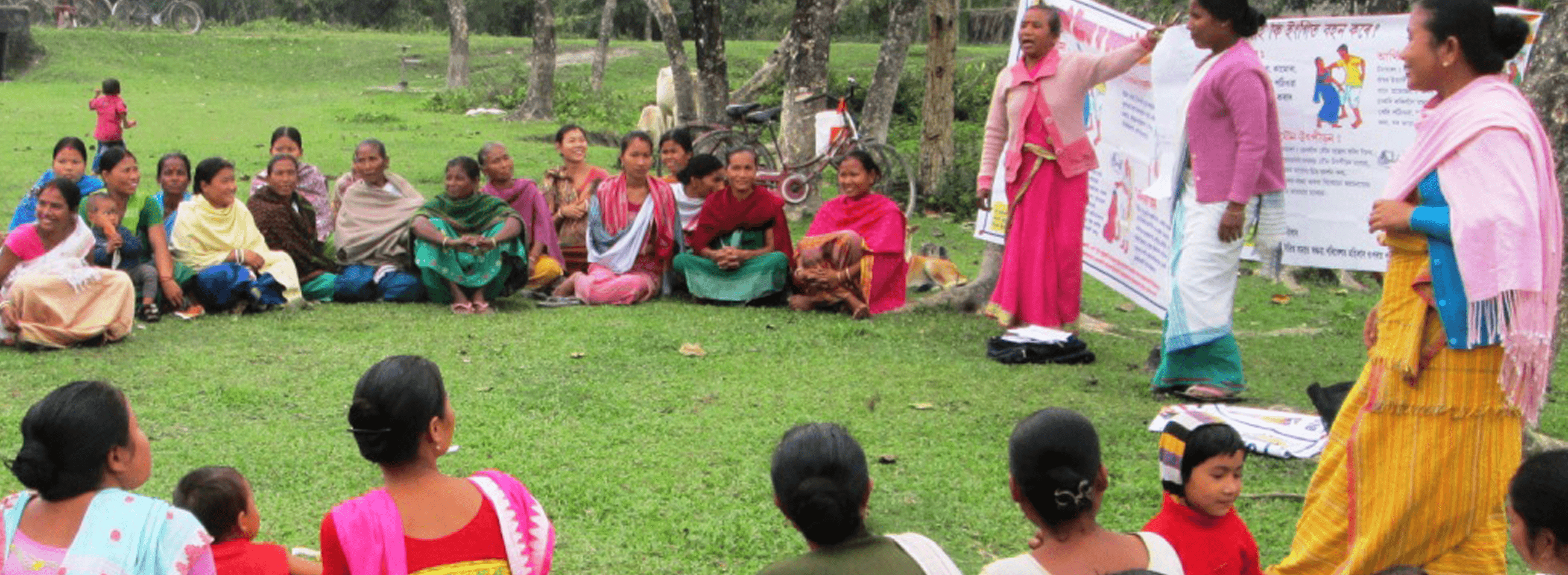 the ant projects for empowerment of women