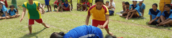 Sports for Education sessions